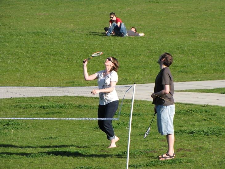 badminton and health