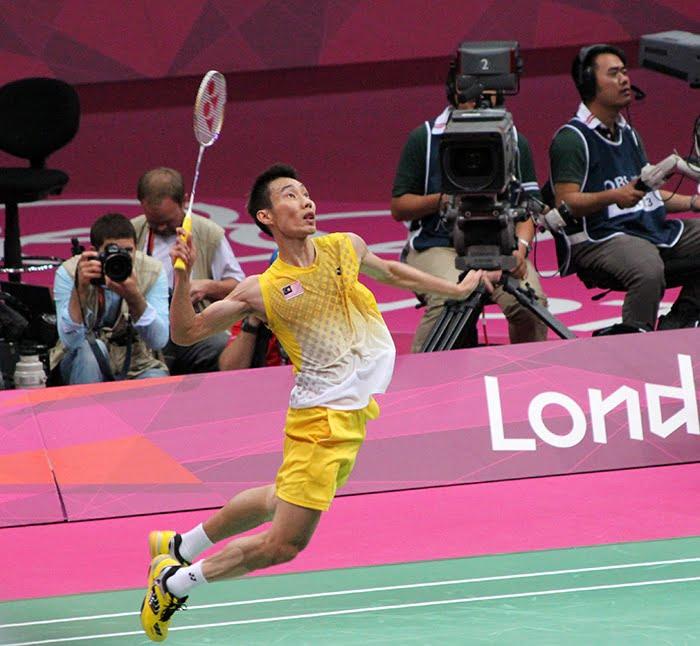Badminton speed